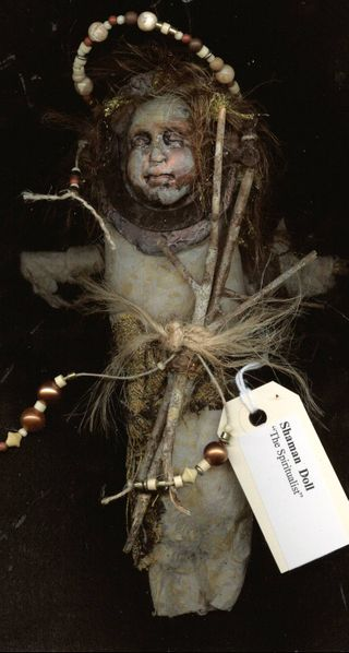 Shaman doll