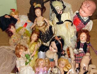 Dolls feb