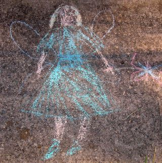 Fairy chalk