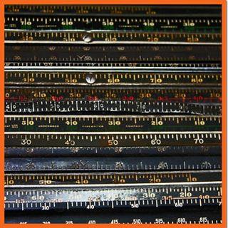 Halloween rulers