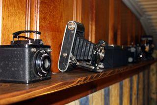 Camera shelf 2