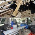 Lumber for shelving