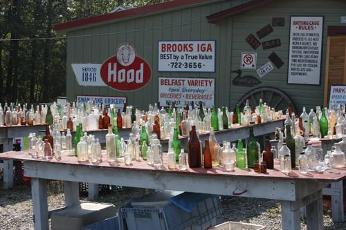 bottles!
