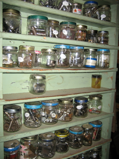 jars & more jars